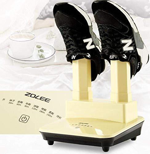 LIANYANG Chaussure sèche-Chaussures Lave-Bottes Commutateur Tactile Botte de Ski Sèche-Chaussures Fonction de chronométrage Intelligente,Séchage Silencieux