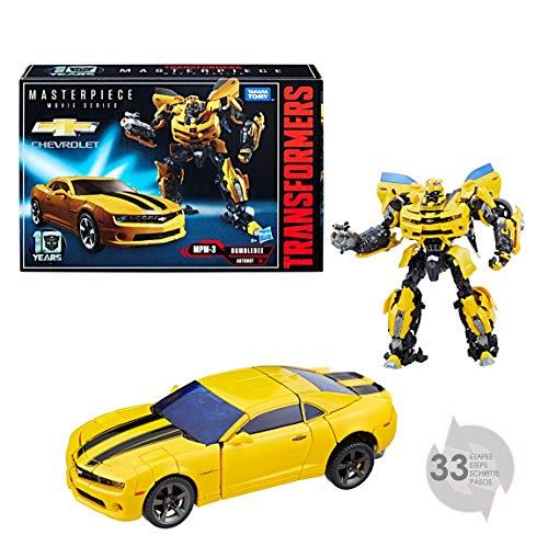Transformers 5 - Masterpiece Bumblebee (Hasbro C0892EU4)