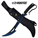 Fixed Blade 24' Tactical Survival Zombie Machete Hunting Sword Full Tang Knife