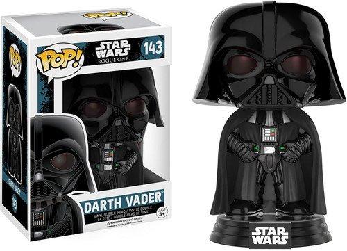 Funko Darth Vader Figura de Vinilo, colección de Pop, seria Star Wars Rogue One (10463)