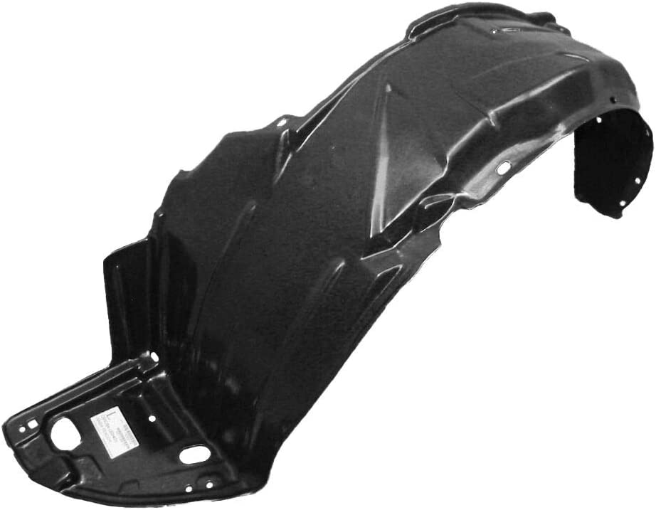 Front Left Driver Ranking TOP16 Side Fender famous Liner with 2004-2005 Compatible HO