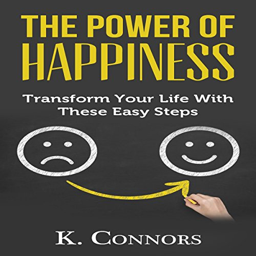 The Power of Happiness audiobook cover art