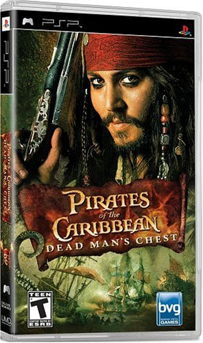 Pirates of the Caribbean Dead Man's Chest - Sony PSP
