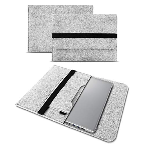 UC-Express Sleeve Case for Archos 140 Cesium Felt Notebook Cover Laptop 14 Inch Case