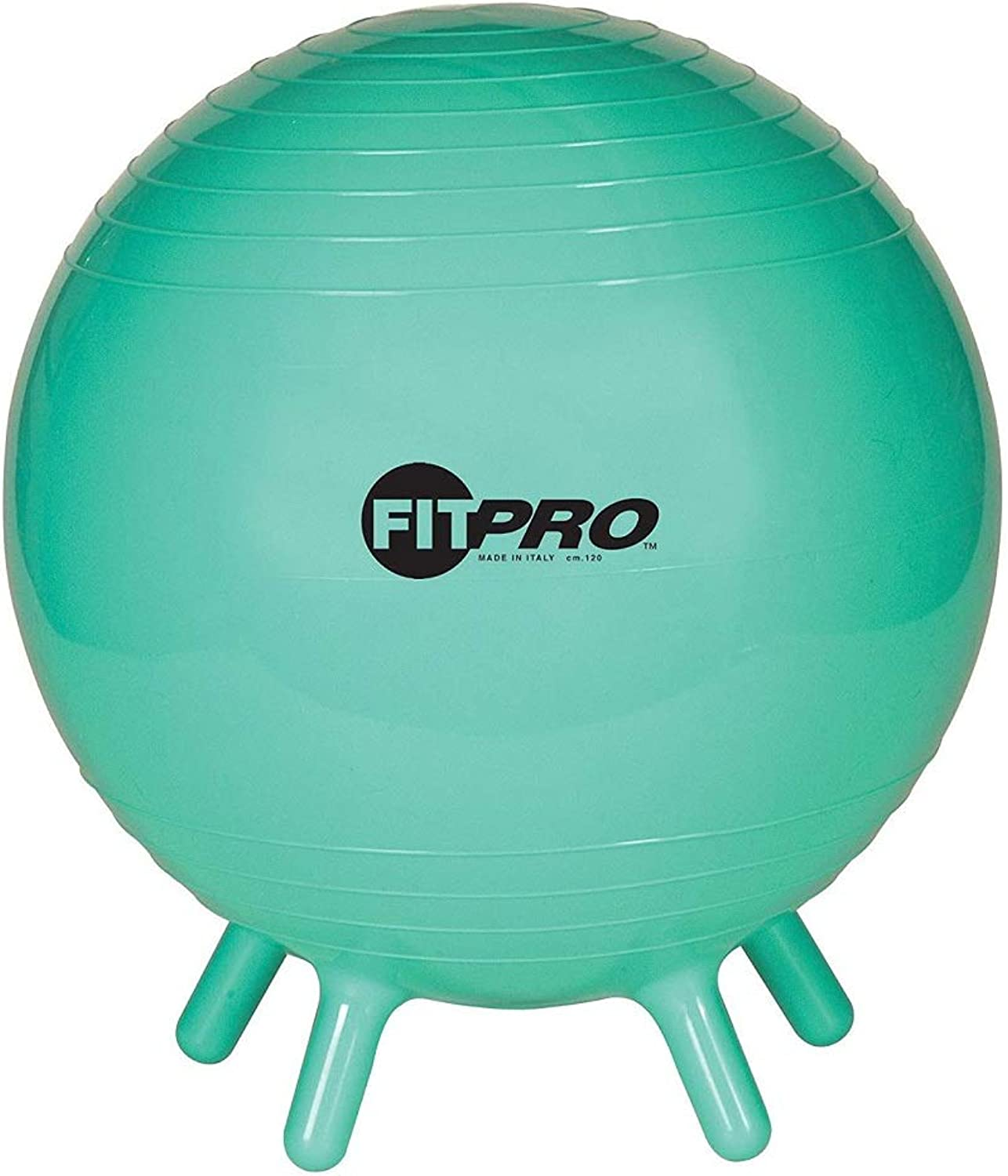 Champion Sports FitPro Ball with Stability Legs