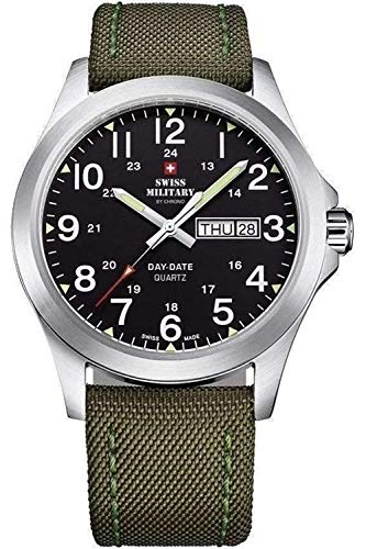 Swiss Military Reloj Hombre DAY-DATE. SMP36040.05