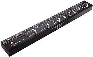 JOYO PXL-PRO Programable Looper Control Station Pedal Switcher 8 Loop Channels