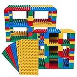 Ensemble de Construction de Tour Big Briks - de qualité - pour Grosses Briques -...