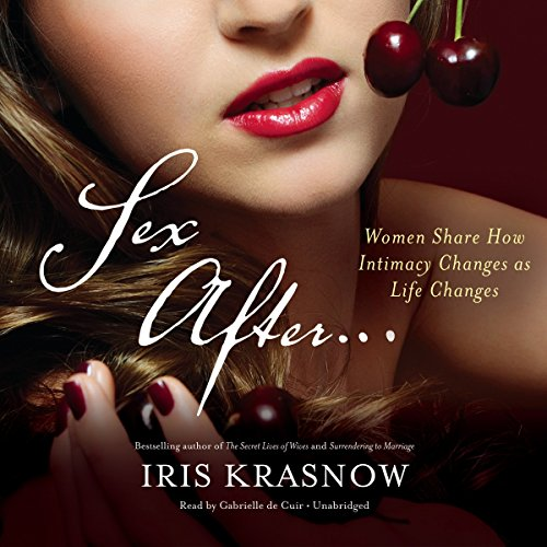 Sex After… audiobook cover art