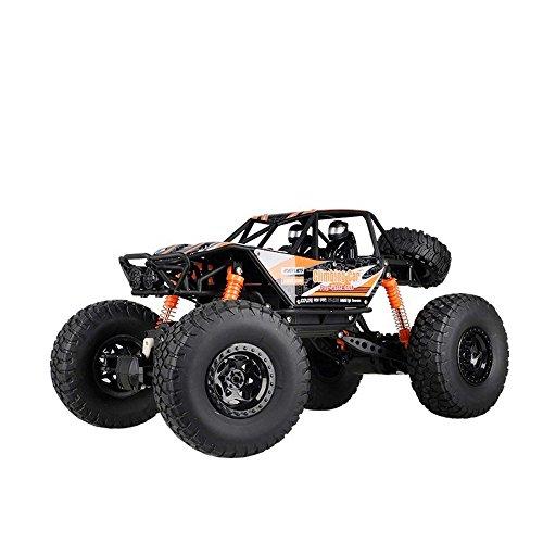 RC Auto kaufen Crawler Bild 3: 2,4Ghz RC ferngesteuerter 4WD Antrieb Crawler-Buggy, Kletterfahrzeug, Truck, Fahrzeug, Maßstab 1:14, Auto, Car, Komplett-Set*