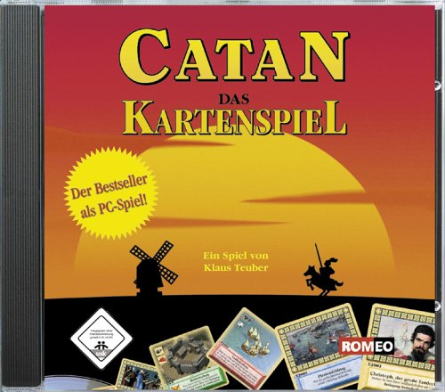 Catan: Das Kartenspiel [Software Pyramide]