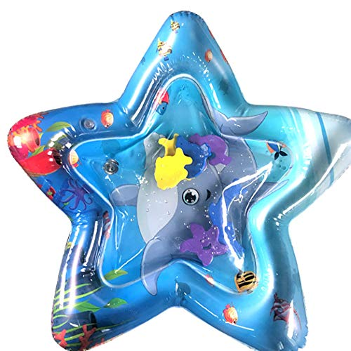 Check Out This Coxeer Water Play Mat Ocean Style Inflatable Water Mat Infant Play Mat Toddler Play M...