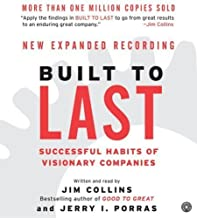 Built to Last CD by Collins, Jim (Abridged Edition) [AudioCD(2004)]