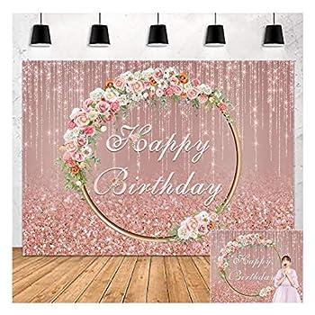 Best pink birthday theme Reviews