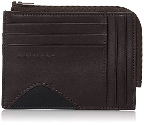Piquadro Portemonnaie schwarz