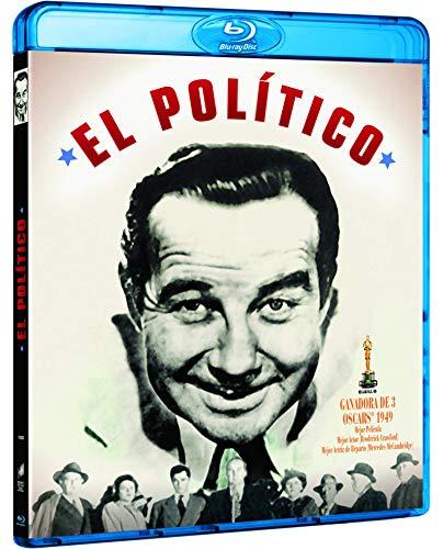 El político (BD) [Blu-ray]