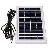 Módulo electrónico Los paneles solares de silicio policristalino mini banco de la energía 3W 12V Equipo electrónico de alta precisión