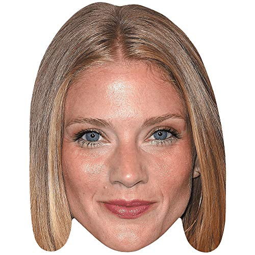 Celebrity Cutouts Winter Ave Zoli (Smile) Big Head. Larger Than Life mask.
