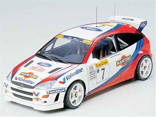Tamiya 24217 - Ford Focus WRC