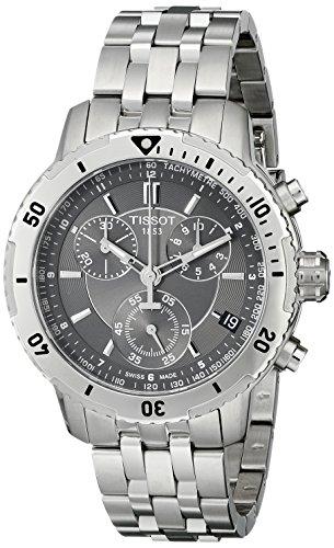 Tissot Herren-Armbanduhr PRS 200 Chrono Quartz T0674171105100