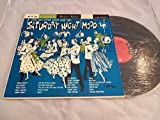 Saturday Night Mood - 12 Fox Trots By Your Favorite Dance Bands LP - Columbia - CL-599