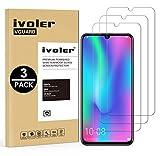 [Pack de 3] VGUARD Verre Trempé pour Honor20e / Honor 20 Lite / Honor 10 Lite / Huawei P Smart...