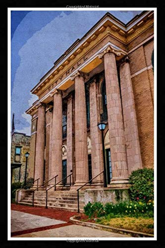 Aberdeen Mississippi: Lined Notebook Journal Diary Planner