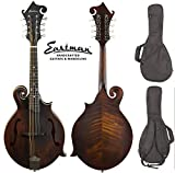 Eastman Sitka/Maple F-Style Mandolin Classic Finish w/Gig Bag