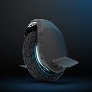 LJHHH Electric Unicycle,Pedals Contoured Ergonomic Saddle,with Bluetooth Speakers,One Wheel Self Balance Unicycle Single Wheel Scooter