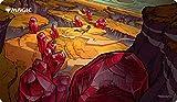 マジック:ザ・ギャザリング プレイヤーズラバーマット 『イコリア:巨獣の棲処』 トライオーム(サヴァイ) (MTGM-016)