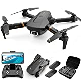 4DRC V4 Drone with 1080p HD Camera for Adults and Kids, Foldable Quadcopter