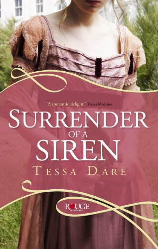 Surrender of a Siren: A Rouge Regency Romance (English Edition)