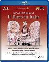 ロッシーニ:歌劇「イタリアのトルコ人」 [Blu-ray]