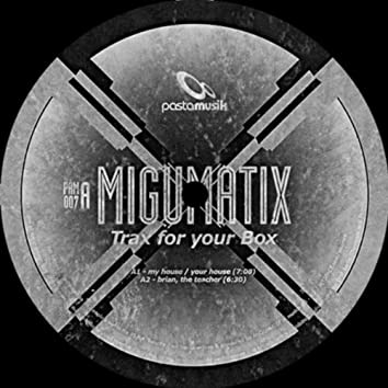 Trax for your Box