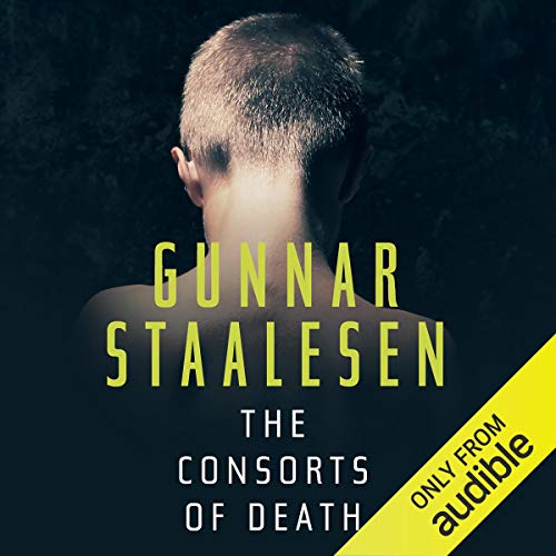 The Consorts of Death audiobook cover art