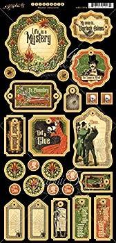 graphic 45 master detective
