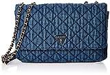 Guess Bolso Mujer Cessily Jean Bandolera azul Estilo Fashion