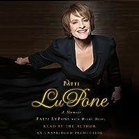Patti LuPone audio book