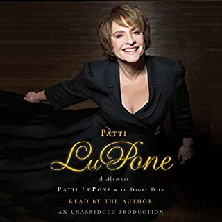 Patti LuPone cover art