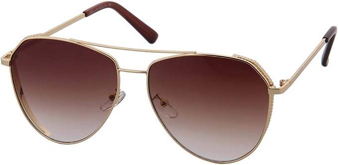 OGOBVCK les lunettes de soleil chaud steampunk lunettes aviateur classique la force a/érienne uv400 unisexes lunettes de protection