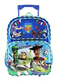 Toy Story 4 16' Full Size Rolling Backpack - Toy Action A17410
