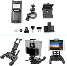 Fotga Remote Control Phone Tablet Bracket & Bicycle Bike Holder Mounts for DJI Mavic Air Pro Drone