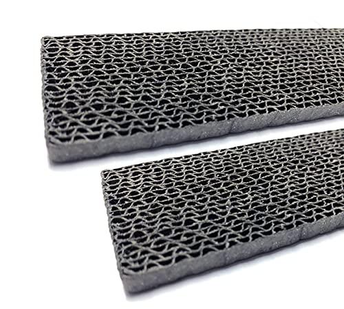 Filtri Ricambio Climatizzatore Condizionatore Elettrostatici | Compatibili DAIKIN STYLISH FTXG-RXG 25-35 | 40x275mm 2pz