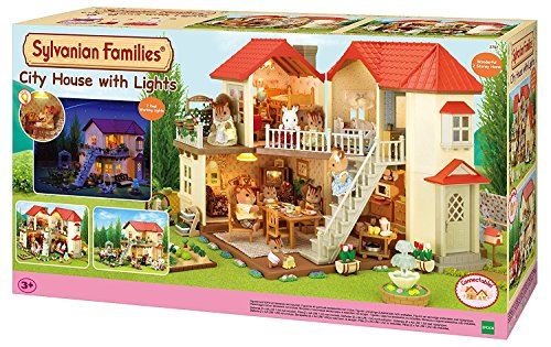 SYLVANIAN FAMILIES- City House with...