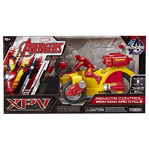 XPV Iron Man Arc Cycle 27 MHz Vehicle