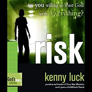 Risk: Are You Willing to Trust God with Everything? audiobook cover art