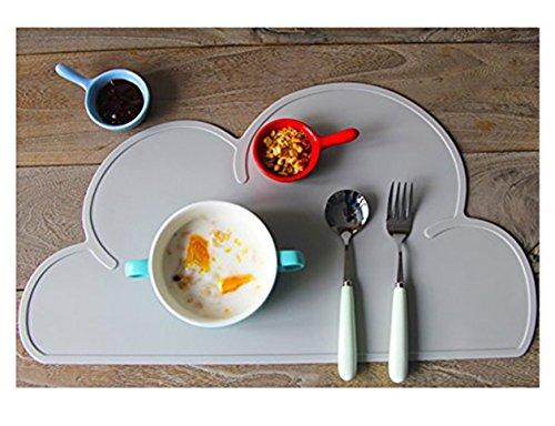 お食事マット ランチョンマット 食事マット シリコン 離乳食 ベビー食器 幼