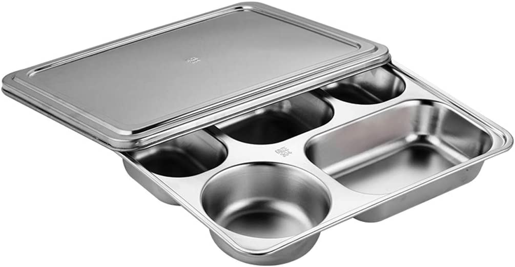 Container Lunch Box New item Bento Partition 304 Insulated Stee Stainless Max 60% OFF