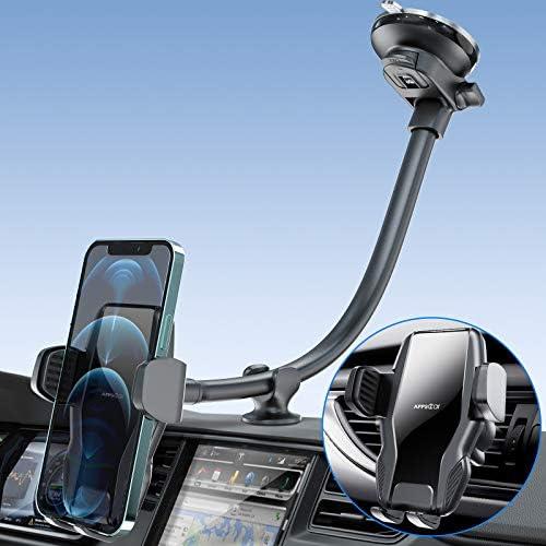 "[2021 Upgraded] Car Phone Holder Mount, 13""..."