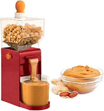 Mini home electric grinder electric production peanut butter machine coffee grinder cooking machine Cooking machine Mini peanut grinder cashews, almonds